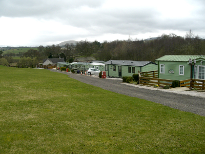 Caravan or Mobile Home Pitches for Rent Cumbria